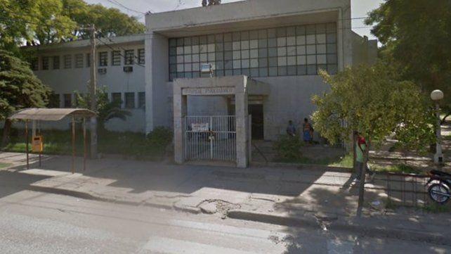 La nena ingresó ayer sin vida al hospital Mira y López de Santa Fe.