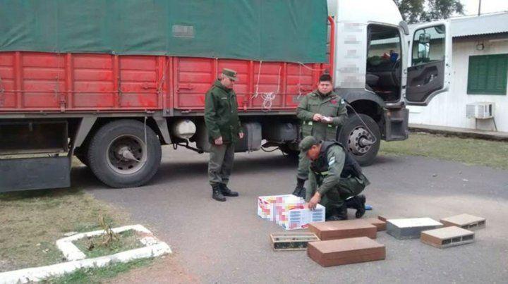 El tráfico de animalistos fue detectado en el peaje de General Lagos.