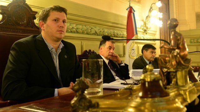 El diputado provincial del macrismo respondió a su par socialista Antonio Bonfatti.
