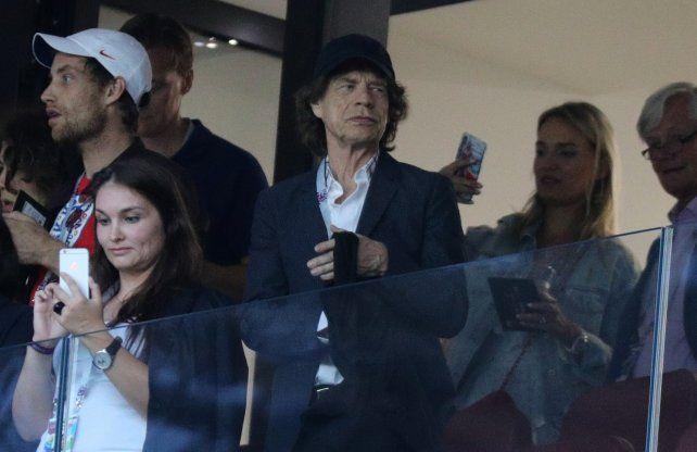 Jagger despierta la bronca de los hinchas por la eliminación de Inglaterra