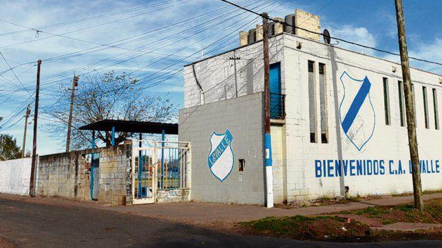 El club de Cochabamba al 4400.
