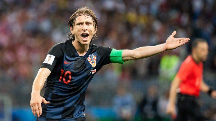 Modric tiene la chance convertirse en leyenda y de terminar en la cárcel