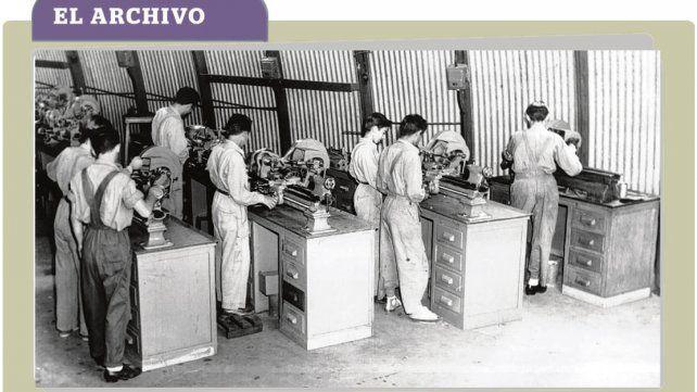 Las escuelas  que formaban a los obreros