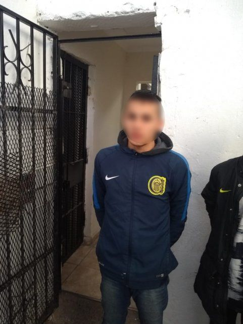 Detuvieron al joven que amenazó de muerte al equipo periodístico de Canal 5