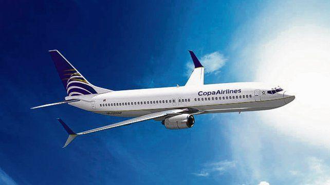 Nuevo vuelo de Salta a Panamá