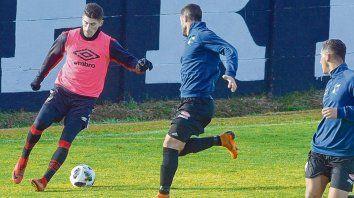 Finalmente se queda. Joel Amoroso tiene el visto bueno de Omar De Felippe y hoy es considerado como titular. Atrás quedaron los resquemores por su salida del club.