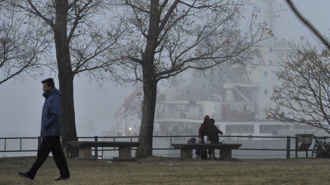 Fin de semana cálido, agradable, pero con bancos de nieblas matinales