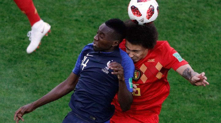 Es el partido de nuestra vida, se ilusiona Matuidi en la previa de la final Francia-Croacia