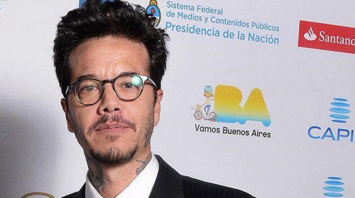 Sebastián Ortega le pegó a Suar pero luego borró el posteo