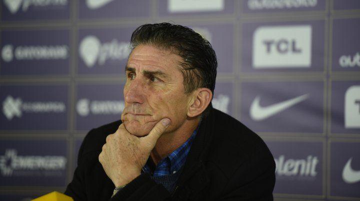 El Patón Bauza dirigió la selección antes de la llegada de Jorge Sampaoli.
