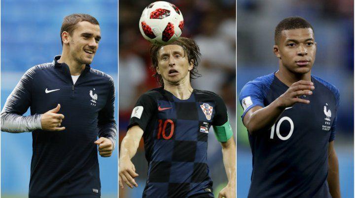 Griezmann dejó sentado que no le interesa el Balón de Oro. Modric