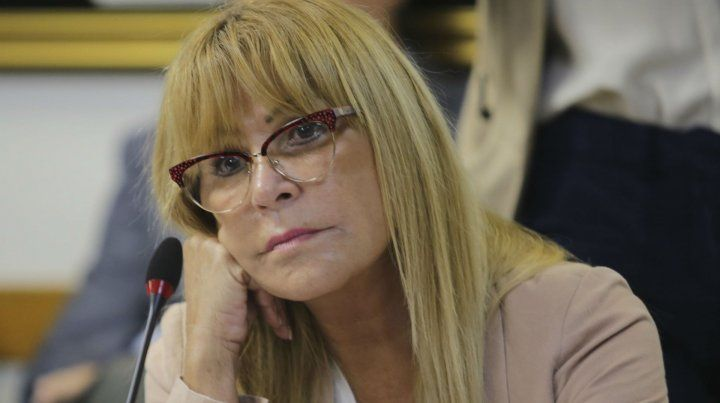 La diputada está procesada por presunto lavado de activos.