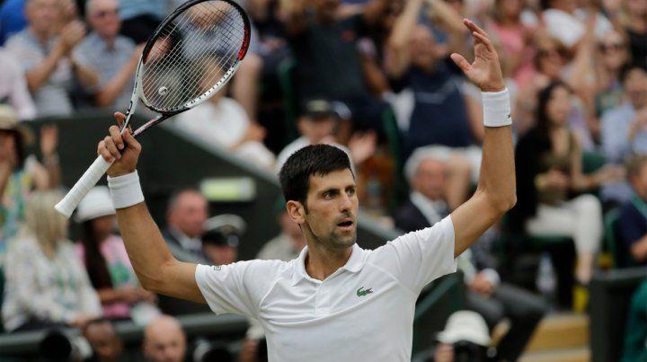 Djokovic venció a Nadal y ahora intentará ganar su cuarto Wimbledon