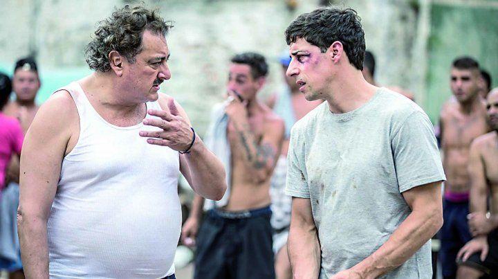 Junto a Mario Borges. Claudio Rissi volverá a ser figura de la trama coproducida por Undeground. Lamothe elogió el talento del experimentado actor.