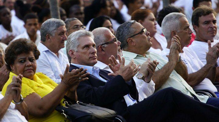Cambios. El presidente Miguel Diáz-Canel avala las reformas en Cuba.