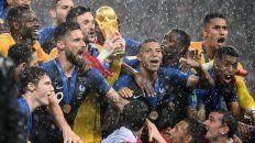 francia se consagro campeon del mundo tras vencer a croacia