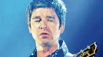 Líder. Noel Gallagher.