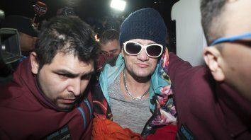 Pity Alvarez fue trasladado a una unidad médica de la cárcel de Ezeiza