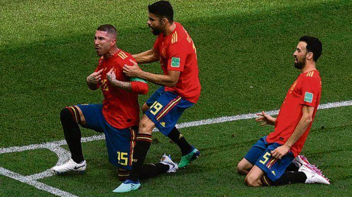 España ganó en el juego limpio