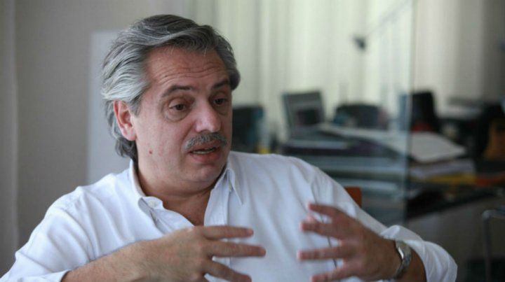 Alberto Fernández dijo que metieron presa a mucha gente con unas fotocopias