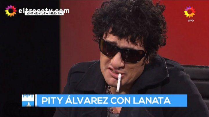 Pity Alvarez: No me asusta la muerte, me asusta no morirme