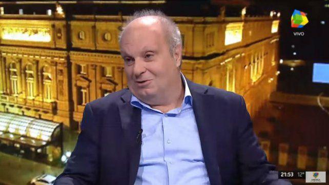 Hernán Lombardi: Somos campeones en libertad de expresión
