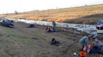 Un rosarino fue imputado por el accidente donde un policía murió atropellado