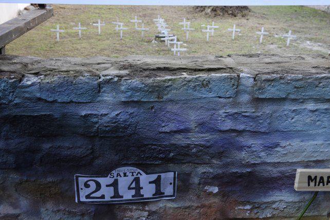 Lanzan el concurso para un centro cultural en homenaje a las víctimas de Salta 2141