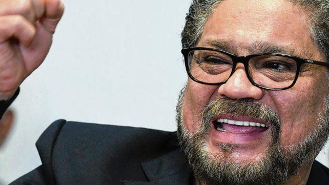 Señal. Iván Márquez no asumirá su banca en protesta por incumplimientos.