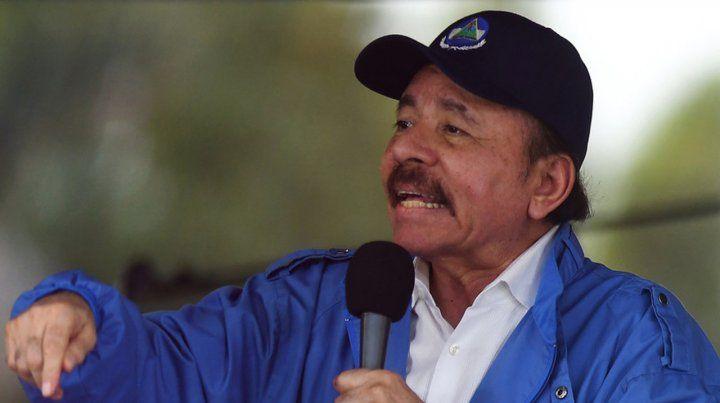 Piden el desmantelamiento de los grupos paramilitares del gobierno sandinista de Daniel Ortega.
