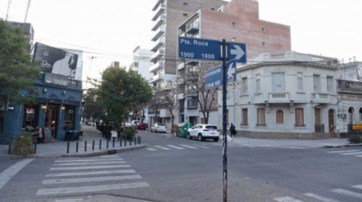 Presidente Roca y Cochabamba. El insólito hecho ocurrió el domingo a la noche