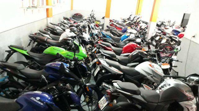 La venta de motos usadas bajó 3,8 por ciento en junio