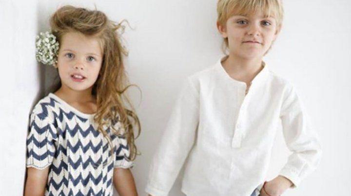La hija de Wanda y Mauro Icardi debutó como modelo