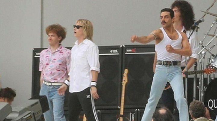 La vida de Freddie Mercury llega a los cines