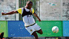 En la mira. El atacante disputó la última temporada de la liga de Colombia. Antes pasó por el ascenso en Portugal.