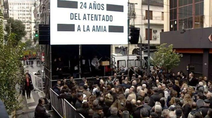 Macri no fue al acto pero apoyó vía Twitter