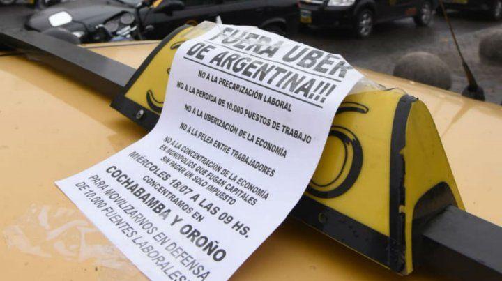 El socialismo no ve consenso para habilitar el desembarco de Uber en Rosario