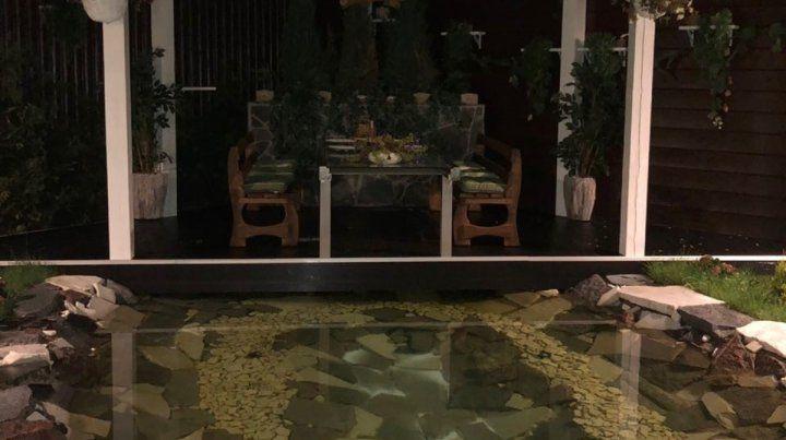 Así es la lujosa mansión de Maradona en Bielorrusia