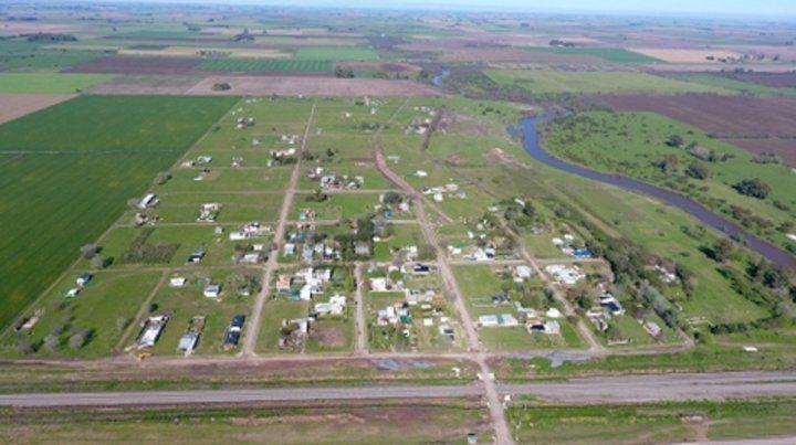 Los terrenos de la comuna.