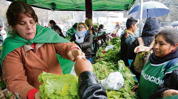 Verdurazo. Piden se frene la baja del monotributo social agropecuario.