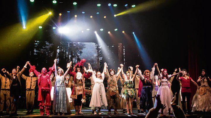 El musical infantil de la Academia del Broadway
