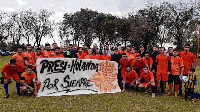 Holanda FC logró el sexto título en la liga Afar