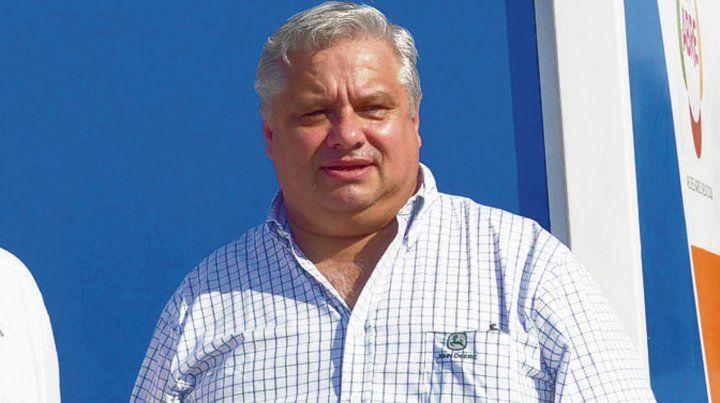 cabecilla. Alberto Martínez