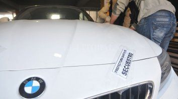 La provincia subastará autos, computadoras y propiedades incautadas al narcotráfico