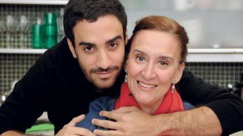 El hijo músico de Michetti se pronunció a favor del aborto