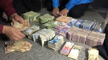 Frustraron un millonario robo a una financiera
