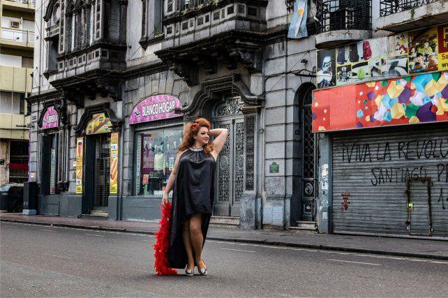 La Jua Jua Juarez presenta hoy en la ciudad su nuevo espectáculo