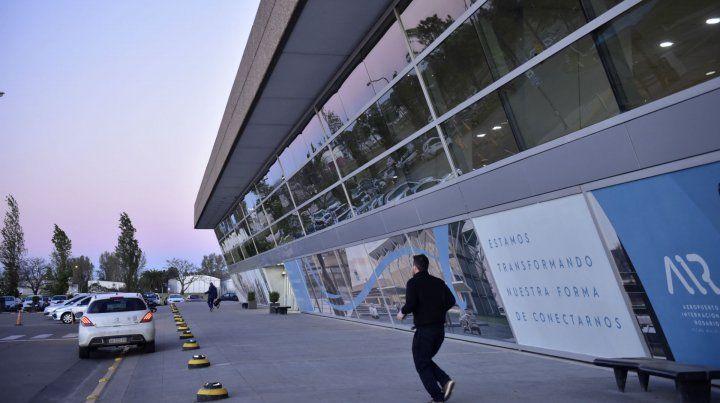 El aeropuerto de Fisherton está siendo sometido a un plan de obras que es financiado con aportes del gobierno provincial.
