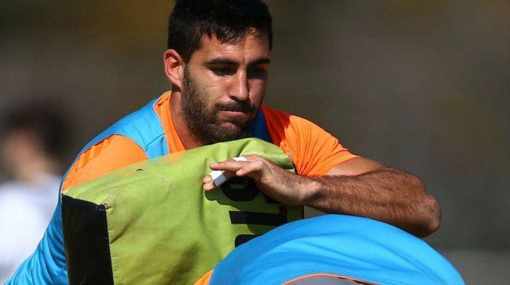 Aguante. El rosarino Jerónimo de la Fuente será titular en Jaguares ante Lions.