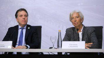 Lagarde advirtió que las metas de inflación deben alcanzarse